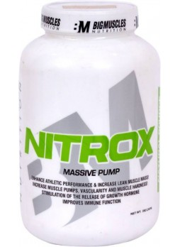 Big Muscle Nitrox 150 Cap
