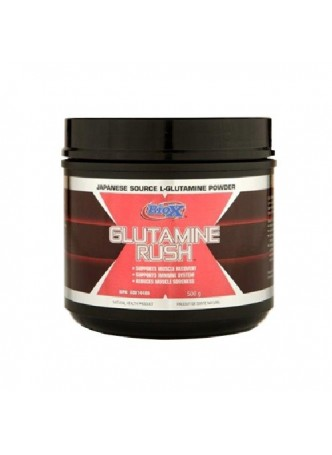 BIO-X glutamine rush 500 gm
