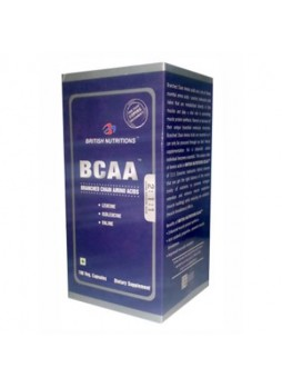 British Nutritions BCAA 180 Caps