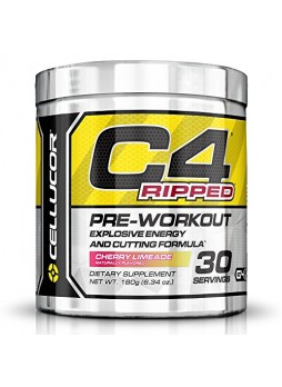 Cellucor C4 Ripped, 30 serving