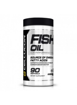 Cellucore Cor-Performance Fish Oil, 90 Softgels