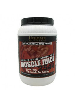 Ultimate Nutrition Muscle Juice 2544, Chocolate 4.96 lb