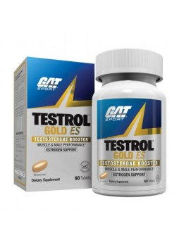 GAT SPORTS Testrol Gold ES, 60 tablets