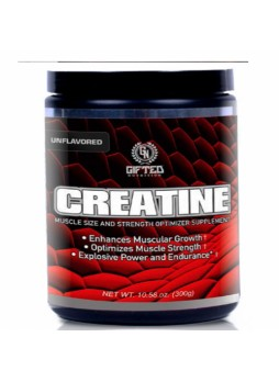 Gifted Nutrition Creatine, 300 gm