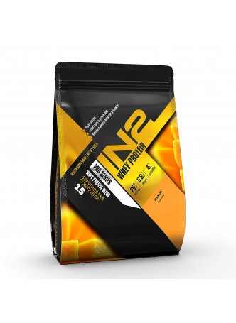 IN2 Whey Protein Mango 500gms, 25g Protein,