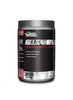 Inner Armour L-Glutamine, Unflavored (500 gram)