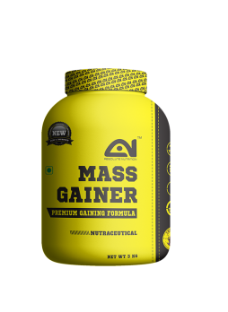 Absolute nutrition mass gainer 3 kg