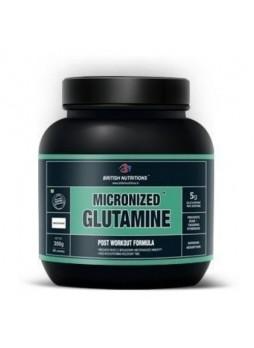 British Nutritions Micronized Glutamine - 300 Gm