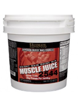 Ultimate Nutrition Muscle Juice 2544, 10.45lbs