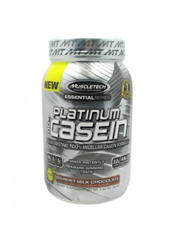 MUSCLETECH 100% PLATINUM CASEIN  (828GM)