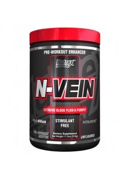 Nutrex , N-Vein, Unflavored, (318 g)