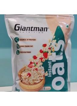 Giantman Nutrition Oats 1 Kg
