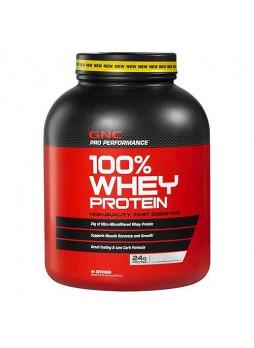 GNC 100% Whey Protein 4.8lb