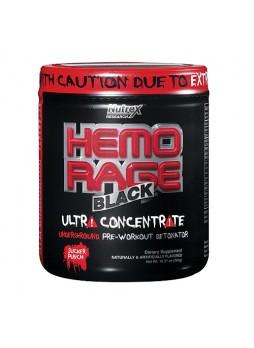 NUTREX Hemo-Rage Black