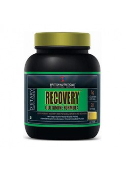 British Nutritions Recovery Glutamine Formula