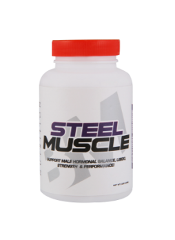 Big muscles STEEL MUSCLE 120 capsules