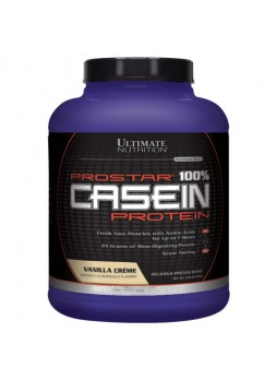 Ultimate Nutrition Prostar 100% casein  5.28lbs