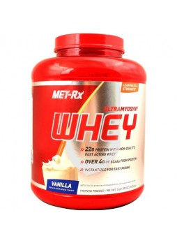Met - Rx Whey Protein