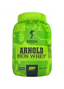 Muscle Pharm Arnold Whey Protein