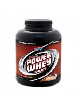 BIO-X Power Whey Isolate 5 lbs